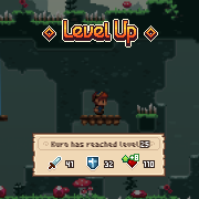 Evoland_2_level_up