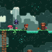 Evoland_2_Cavern