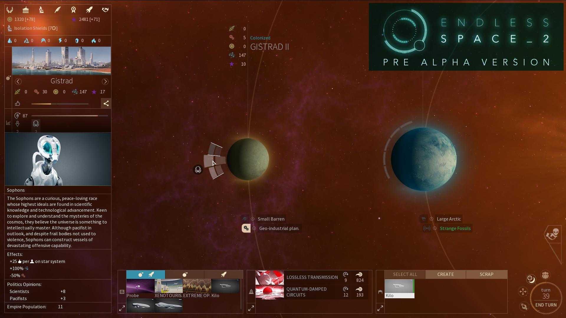 Endless Space 2 – News Room – ICO Media