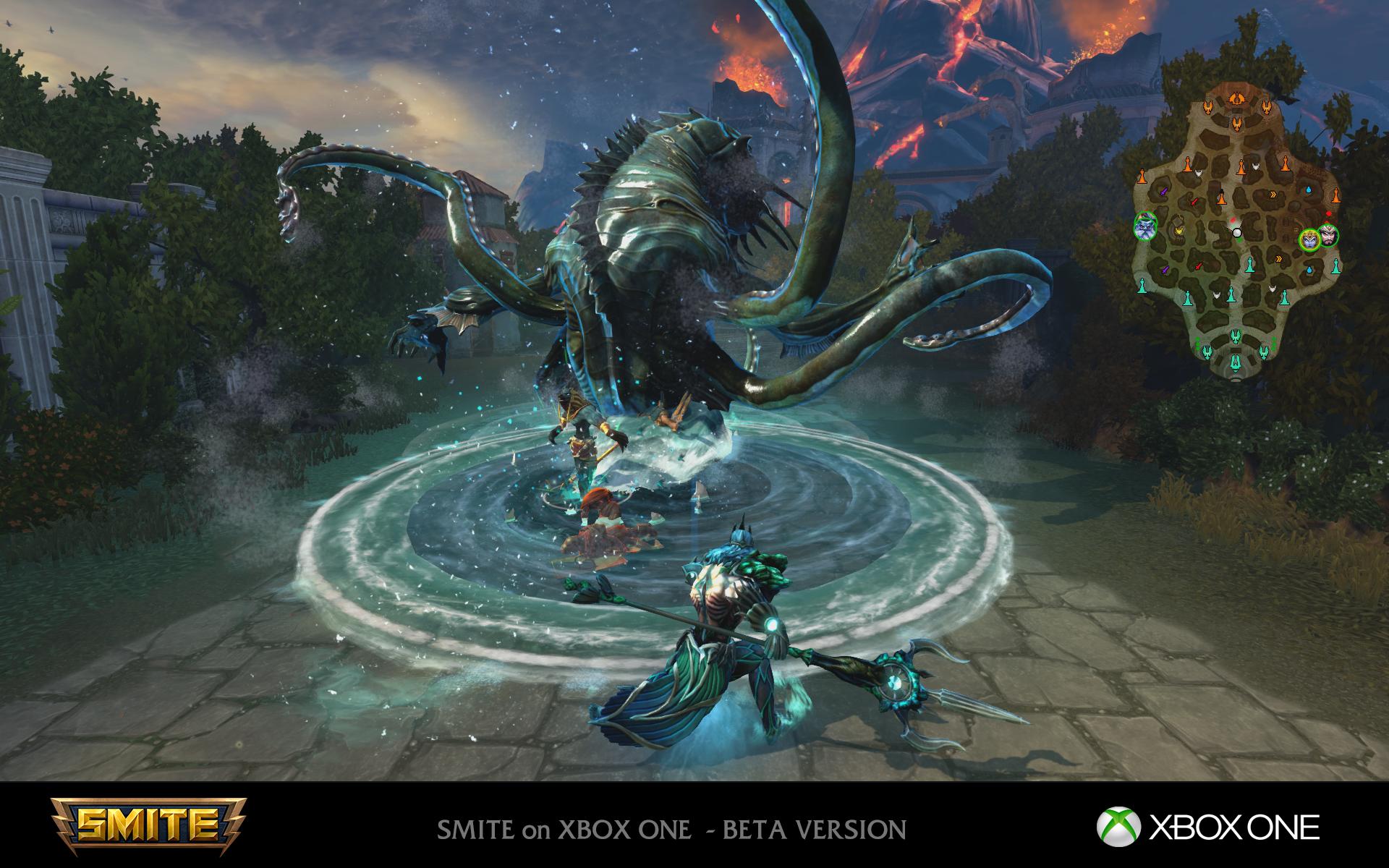 poseidon vs the kraken - photo #15