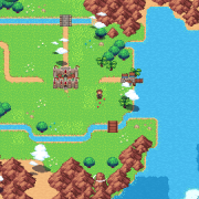Evoland_2_Worldmap