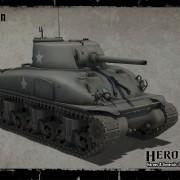 HandG_M4A1_Sherman