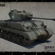 HandG_M4A3E8_Sherman