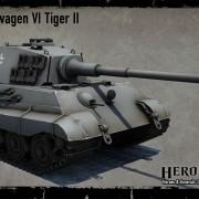 HandG_Panzerkampfwagen_VI_Tiger_II