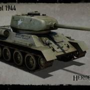 T-34-85 Model 1944