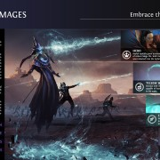 Endless Legend - Ardent Mages Faction Card