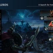 Endless Legend - Broken Lords Faction Card