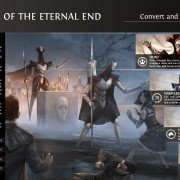 Endless Legend - Cultists of the Eternal End Faction Card