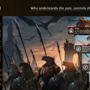 Endless Legend - Drakkens Faction Card