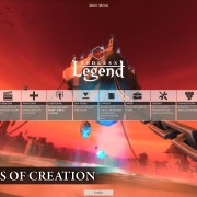 Endless Legend - Forges of Creation - Ardent Mages Menu