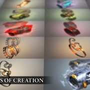 Endless Legend - Forges of Creation - Hero Items