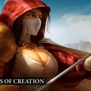 Endless Legend - Forges of Creation - Sister of Mercy Hero Concept
