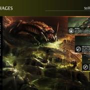 Endless Legend - Necrophages Faction Card