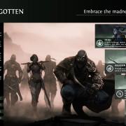 Endless Legend Shadows - Forgotten Faction Card