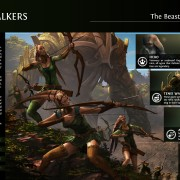 Endless Legend - Wild Walkers Faction Card