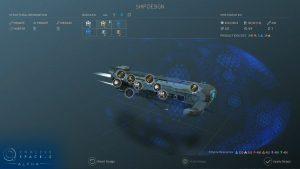 ES2-alpha-ship-design