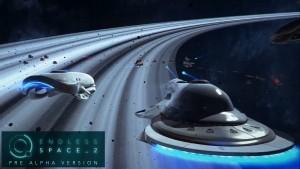 Endless Space 2 - Battle - Sophon vs Cravers